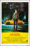 "Movie Posters:Crime, Taxi Driver (Columbia, 1976). Folded, Very Fine. One Sheet (27"" X41""). Guy Pellaert Artwork. Crime.. ..."