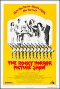 """Movie Posters:Rock and Roll, The Rocky Horror Picture Show (20th Century Fox, 1975). Very Fine+ on Linen. One Sheet (27"""" X 41"""") Style B. Rock and Roll.. ..."""