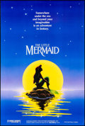 "Movie Posters:Animation, The Little Mermaid (Buena Vista, 1989) Rolled, Very Fine-. OneSheet (27"" X 40"") DS, Advance. Animation.. ..."