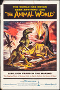 """Movie Posters:Documentary, The Animal World & Other Lot (Warner Brothers, 1956) Folded, Overall: Fine/Very Fine. One Sheets (2) (27"""" X 41""""). Documentar... (Total: 2 Items)"""