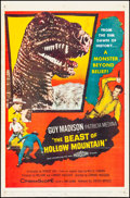 """Movie Posters:Science Fiction, The Beast of Hollow Mountain (United Artists, 1956). Fine+. One Sheet (27"""" X 41""""). Science Fiction.. ..."""