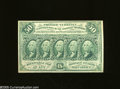 Fractional Currency:First Issue, Fr. 1312 50c First Issue Choice Crisp Uncirculated....