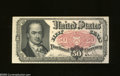 Fractional Currency:Fifth Issue, Fr. 1380 50c Fifth Issue Choice Crisp Uncirculated....