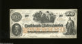 Confederate Notes:1862 Issues, CT41 $100 1862....