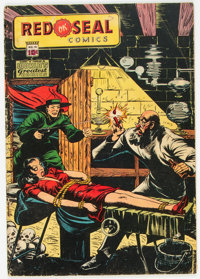 Red Seal Comics #14 (Chesler, 1945) Condition: Apparent GD Slight (A)