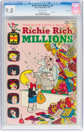 Silver Age (1956-1969):Cartoon Character, Richie Rich Millions #34 File Copy (Harvey, 1969) CGC NM/MT 9.8 Off-white pages....