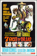 """Movie Posters:Fantasy, The 7 Faces of Dr. Lao (MGM, 1964). Folded, Fine/Very Fine. One Sheet (27"""" X 41""""). Joseph Smith Artwork. Fantasy.. ..."""