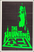"Movie Posters:Horror, The Haunting (MGM, 1963). Folded, Fine/Very Fine. Teaser One Sheet(27"" X 41""). Horror.. ..."