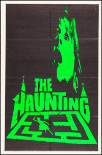 """The Haunting (MGM, 1963). Folded, Fine/Very Fine. Teaser One Sheet (27"""" X 41""""). Horror"""