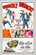 """Movie Posters:Action, One Spy Too Many & Other Lot (MGM, 1966) Folded, Fine/VeryFine. One Sheets (2) (27"""" X 41""""). Action.. ... (Total: 2 Items)"""