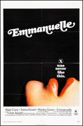 "Movie Posters:Adult, Emmanuelle (Columbia, 1974). Very Fine+. One Sheet (27"" X 41"").Adult.. ..."