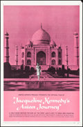 "Movie Posters:Documentary, Jacqueline Kennedy's Asian Journey (United Artists, 1962). Folded, Very Fine-. One Sheet (27"" X 41""). Documentary.. ..."