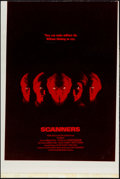"Movie Posters:Horror, Scanners (Avco Embassy, 1981) Very Fine-. Poster Concept Mockup (16.25"" X 24.25""). Horror.. ..."