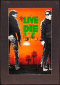 "Movie Posters:Action, To Live and Die in L.A. (MGM/UA, 1985) Very Fine-. Poster ConceptMockup (20"" X 28.25""). Action.. ..."