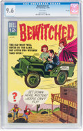 Silver Age (1956-1969):Humor, Bewitched #2 File Copy (Dell, 1965) CGC NM+ 9.6 White pages....