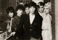Photographs:Gelatin Silver, Norman Seeff (South African, b. 1939). Blondie, 1979. Gelatin silver. 12-7/8 x 18-7/8 inches (32.7 x 47.9 cm). Signed, t...
