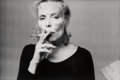 Photographs:Gelatin Silver, Norman Seeff (South African, b. 1939). Joni Mitchell, 1979. Gelatin silver. 10-5/8 x 15-3/4 inches (27.0 x 40.0 cm). Sig...