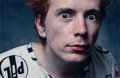 Photographs:Chromogenic, Norman Seeff (South African, b. 1939). Johnny Rotten, 1984.Dye coupler. 12-3/4 x 19-3/8 inches (32.4 x 49.2 cm). Signe...