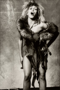 Norman Seeff (South African, b. 1939) Tina Turner, 1983 Gelatin silver 19-1/8 x 12-7/8 inches (48