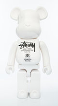 Collectible:Contemporary, BE@RBRICK X Stussy. White Stussy 1000%, 2006. Painted cast resin. 28 x 13-1/2 x 9 inches (71.1 x 34.3 x 22.9 cm). Stampe...