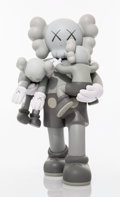 Collectible:Contemporary, KAWS (American, b. 1974). Clean Slate (Grey), 2018. Painted cast vinyl. 14 x 8 x 8 inches (35.6 x 20.3 x 20.3 cm). Open ...