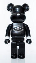 Collectible:Contemporary, BE@RBRICK X Mastermind. Too Fast to Live, Too Young to Die 1000%, 2013. Painted cast resin. 28 x 13-1/2 x 9 inches (71.1...