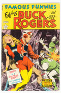Golden Age (1938-1955):Science Fiction, Famous Funnies #209 (Eastern Color, 1953) Condition: VG....