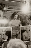 Photographs:Gelatin Silver, Diane Arbus (American, 1923-1971). Female Impersonators in Mirrors, New York City, 1968. Gelatin silver printed by Neil ...