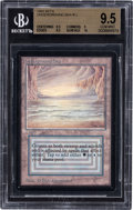 Memorabilia:Trading Cards, Magic: The Gathering Beta Edition Underground Sea BGS 9.5 (Wizards of the Coast, 1993)....