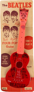 Music Memorabilia:Instruments, Beatles Mastro Four Pop Guitar (1964)....