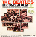 Music Memorabilia:Posters, Beatles Mock Up Promotional Display for The Beatles' SecondAlbum (US, 1964 or much later)....