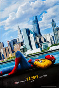 """Movie Posters:Action, Spider-Man: Homecoming (Columbia, 2017). Rolled, Very Fine+. OneSheet (27"""" X 40"""") DS Advance. Action.. ..."""