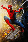 "Movie Posters:Action, Spider-Man: Homecoming (Columbia, 2017). Rolled, Very Fine. One Sheet (27"" X 40"") DS Advance. Action.. ..."