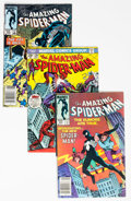 Bronze Age (1970-1979):Superhero, The Amazing Spider-Man Group of 63 (Marvel, 1969-91) Condition:Average FN-.... (Total: 63 Items)