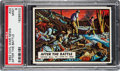 Non-Sport Cards:Singles (Post-1950), 1962 Topps Civil War News - After The Battle #24 PSA Mint 9 - None Higher. ...