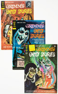 Bronze Age (1970-1979):Horror, Grimm's Ghost Stories File Copy Group of 35 (Gold Key, 1972-79)Condition: Average NM-.... (Total: 35 Comic Books)
