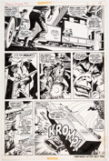 Original Comic Art:Panel Pages, Ross Andru and Sal Buscema Marvel Feature #2 Story Page 13 Original Art (Marvel, 1972)....