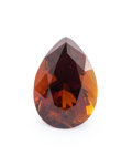Gems:Faceted, Gemstone: Sunset Tourmaline - 3.44 Cts.. Tanzania. 12.1 x 8.41 x 5.92 mm. ...