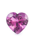 Gems:Faceted, Gemstone: Amethyst - 10.17 Cts.. Rwanda. 14.91 x 14.49 x 10.04 mm. ...