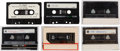 Music Memorabilia:Recordings, Ramones Demo Cassette Tapes (mid-1980s). ...