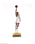 Basketball Collectibles:Others, Michael Jordan Home Signed Upper Deck Statue....
