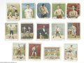 Boxing Cards, 1910-11 Mecca & Hassan Boxing Cards Lot of 115....