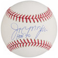 "Autographs:Baseballs, Joe Morgan ""HOF '90"" Single Signed Baseball, PSA/DNA Gem Mint 10...."