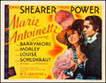 """Movie Posters:Drama, Marie Antoinette (MGM, 1938). Very Fine-. Title Lobby Card (11"""" X14""""). Drama.. ..."""