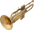 Music Memorabilia:Instruments, Harry James Personally Owned Selmer Trumpet (circa 1939)....