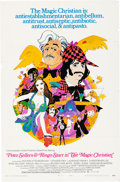"""Movie/TV Memorabilia:Posters, The Magic Christian (Commonwealth United, 1970). One Sheet (27"""" X 41"""") Style A. Comedy...."""