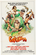 "Movie/TV Memorabilia:Posters, Caveman (United Artists, 1981). One Sheet (27"" X 41""). ..."