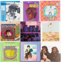 Music Memorabilia:Recordings, Donovan Sealed Album Group of 9 (Hickory and Epic, 1965-70). ... (Total: 9 )