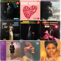 Music Memorabilia:Recordings, Dionne Warwick Sealed LP Group of 9 (Scepter and Arista,1963-79).... (Total: 9 )