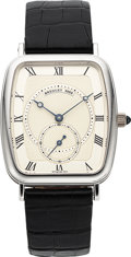 Timepieces:Wristwatch, Breguet, Very Fine Heritage 3922, 18K White Gold, Manual W...